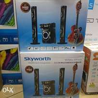SKYWORTH 3.1 Multimedia Speaker[Free Home Delivery]