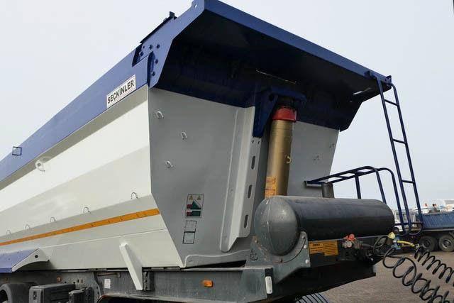 Stahl inc seckinler 28 m³  liftachse - 2017 - image 2