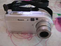 Simple and easy to use Sony Cybershot Camera