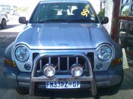 2005 Jeep Cherokee 2.8 Crd Sport for sale in Gauteng