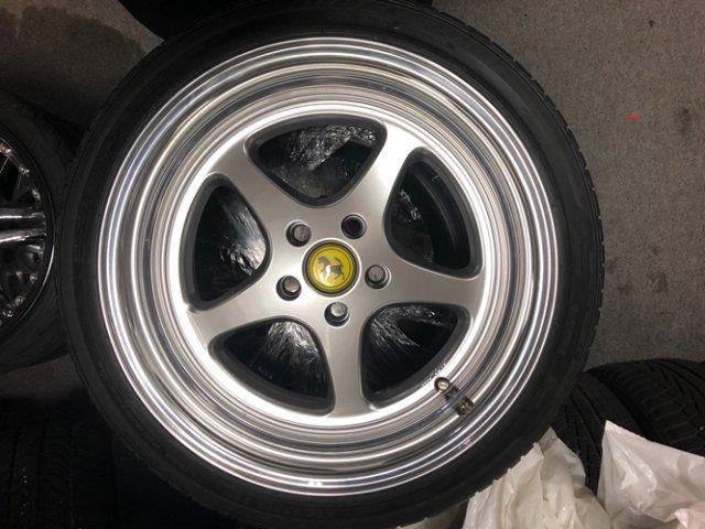 Ferrari felgen felgen 1 satz