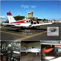 1972 Piper 140 Aircraft for Sale