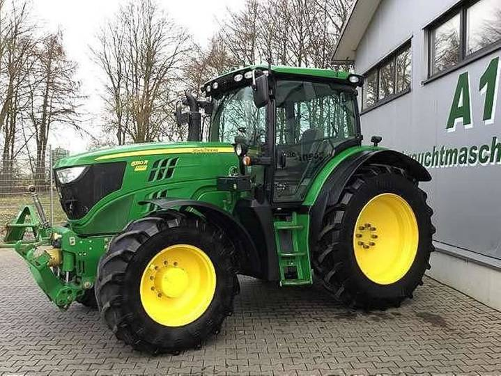 John Deere 6150r ultimate - 2014