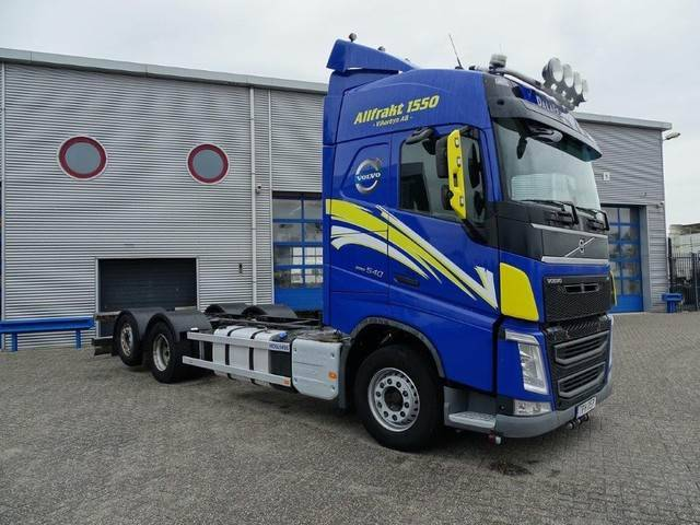 Volvo Fh4-540 / Globetrotter / Automatic / 6x2 / 2015 - 2015
