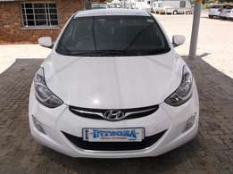 2012 Hyundai Elantra 1.8 GLS / Executive