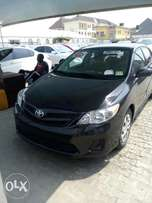 Super Clean Tokunbo TOYOTA COROLLA 2011 Model available