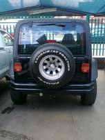 jeep wrangler 4.0 Ltd Now 94500