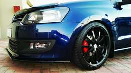 "17"" mag rims 5x100pcd for sale or swop."