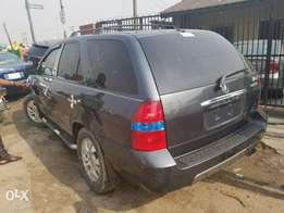 6mnth Used Acura Mdx