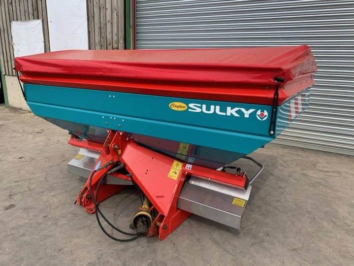 Reco Sulky Dpx 28 Fertiliser Spreader - 2011