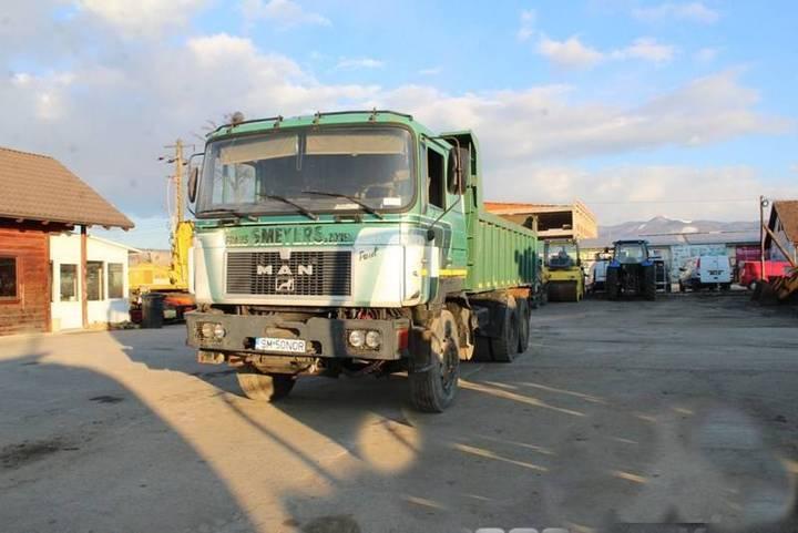 MAN TGA 33.430 - 1992