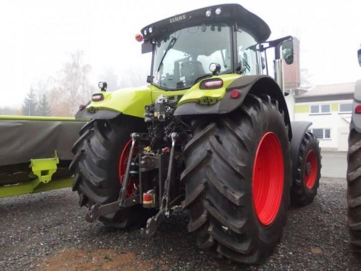 Claas Traktor Axion 870 Cmatic - 2016 - image 4