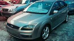 2006 Ford Focus 2.0 Si 5Dr