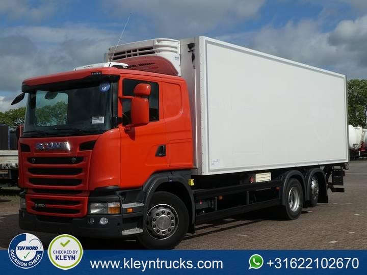Scania G450 mitsubishi frigo - 2013