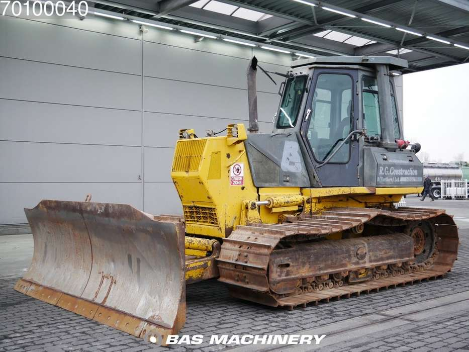 Komatsu D41 P-6 Nice and clean condition - 1997