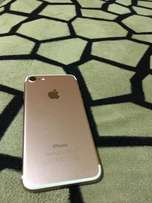 Rose gold yankee used iphone7 256gb for sell