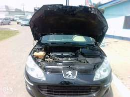 Peugeot 407 (tokunbo) foreign used