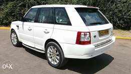 Range Rover Sports. Trade In Ok
