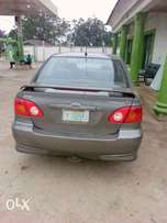 Neatly used Toyota corolla 2003 sports edition