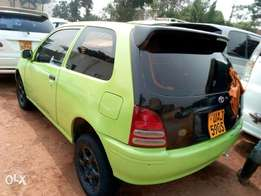 Toyota starlet UAJ is on sale