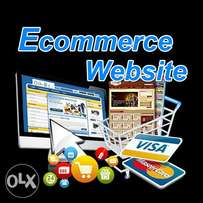 Ecommerce Website for sale - with Mobile app like and mpesa integrate