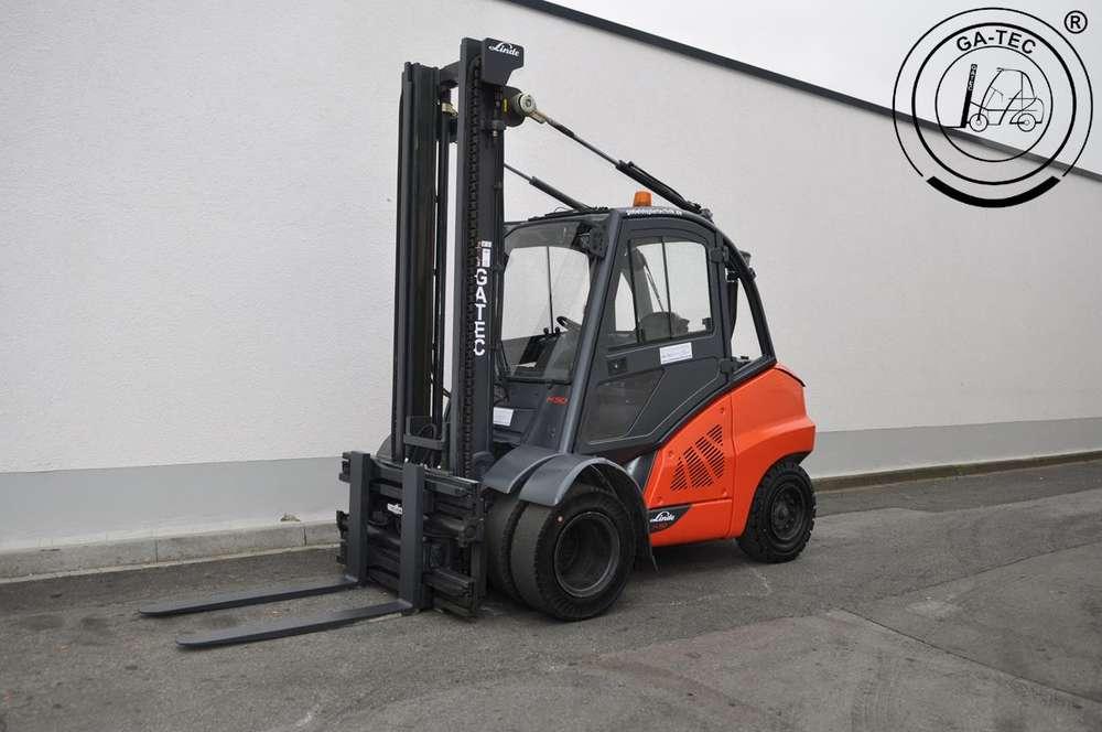 Linde H50d/600 - 2012
