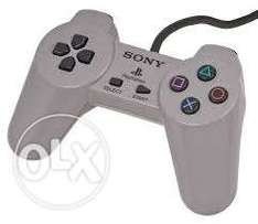 New Playstation 2 Non-Analog Controller.