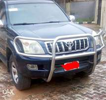Very sharp Toyota Prado GX at a giveaway price-manual drive, auxiliary