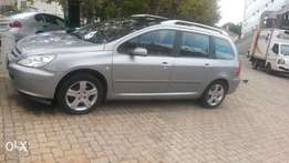 Peugeot 307 Priced to go