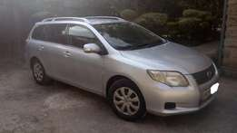 Toyota Fielder For SALE