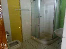 3 Bed flat to let in Kizingo with a beautiful swimming pool.