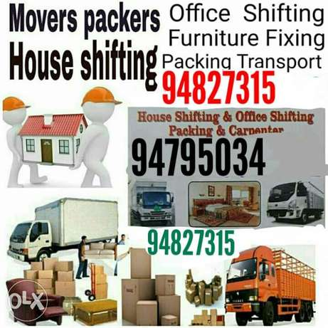 Movers transport Packing and Moving