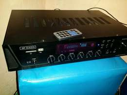Av bluetooth amplifier for sale