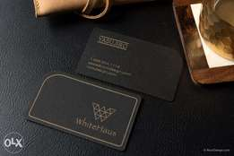 Executive Personal and Business Cards