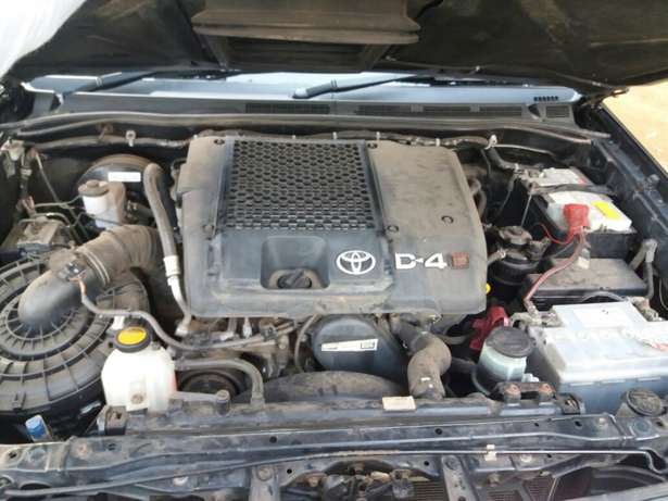Muliti-purpose 4wd! Toyota Hilux D/Cab Manual Diesel 4wd Very Clean Karen - image 6