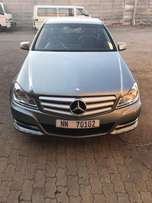 GIVE AWAY: Mercedes benz c180 auto 2012 for R 169000.00