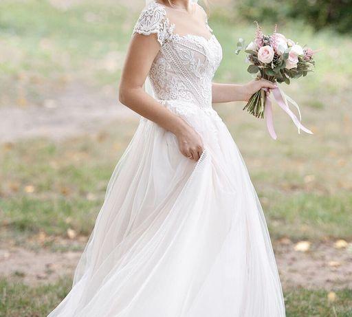 Свадебное платье Оксана Муха Oksana Mukha весільна сукня Одеса - зображення  2 edf19a840b5c5