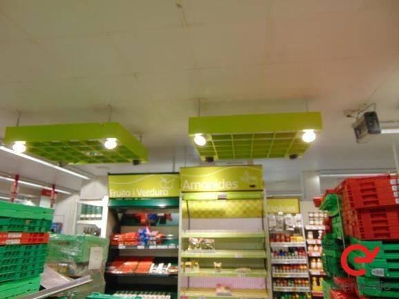 Sale iluminación interior tienda industrial equipment for  by
