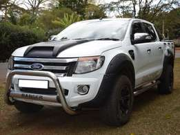 Ford Ranger KCM [Auto ,Power Steering,1 One-Touch Power Window]
