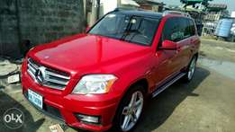 2011 Sparkling firstbody GLK350 FULL OPTION WITH DUTY FULLY PAID
