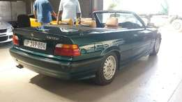 1995 bmw convertible 3 series