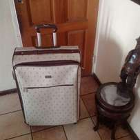 Polo travelling luggage