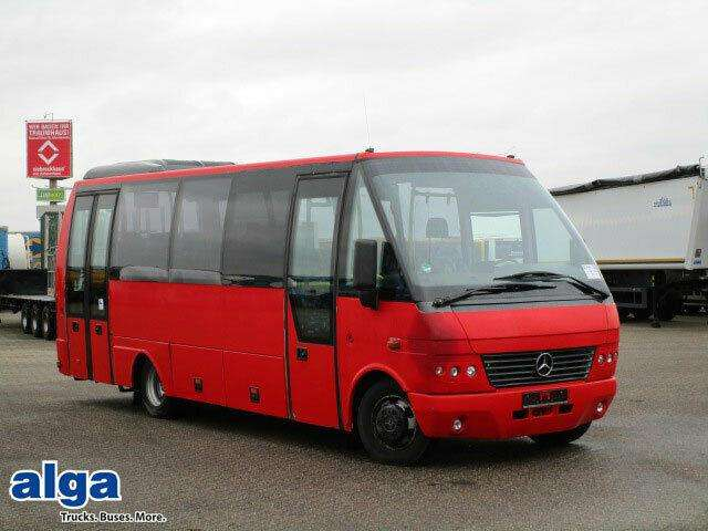 Mercedes-Benz O 818 Teamstar City, 24 Sitze, Klima, Schaltung - 2006