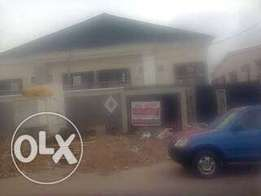 3bedrms luxry flats for sales at omole phs 1 for 70m