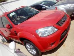 Red Ford Escape