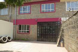 Spacious 4 bedroom behind T-mall 60k & 1brm SQ for 25k