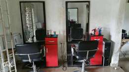 Hair Barbing Shop