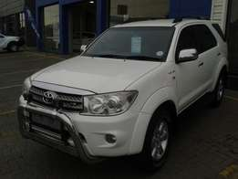 Toyota Fortuner 4.0 V6 A/T 4x4