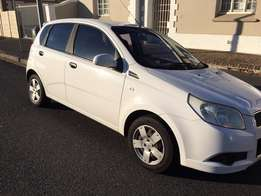 2009 Chevrolet Aveo Hatchback 1.6