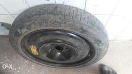 Spare wheel tire size 18 for Toyota Rav4,Harrier or Lexus